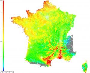 Atlas Éolien de la France Métropolitaine, Guadeloupe, Martinique et Nouvelle Calédonie