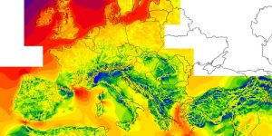 WindEurope : présentation du NEWA (New European Wind Atlas)