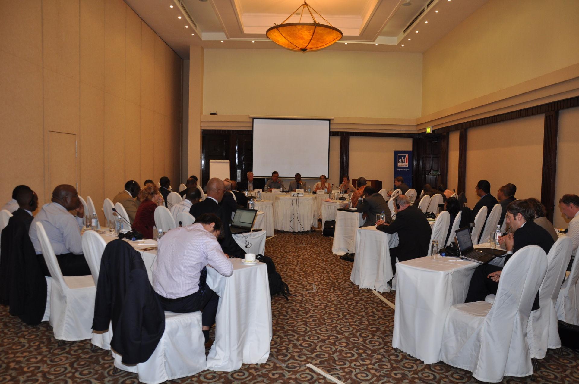 Renewable Energies Cooperation Program- Nairobi-2013