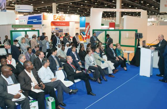 Abu Dhabi Sustainablity week-2017